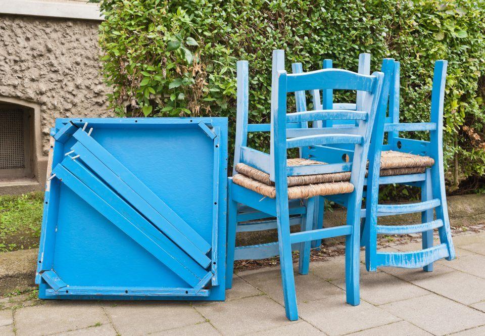Möbel entsorgen: Do's & Don'ts