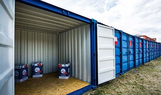 Container Aussenansicht In Mannheim Mieten