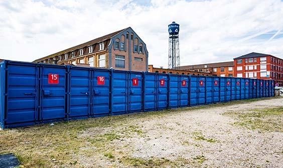 Container In Mannheim Mieten