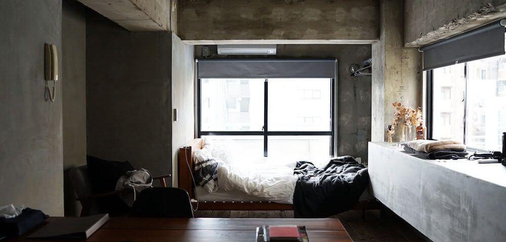 Durchschnittliche Wohnfläche