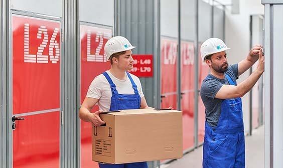 Flexibles Self Storrage In Düsseldorf Mieten