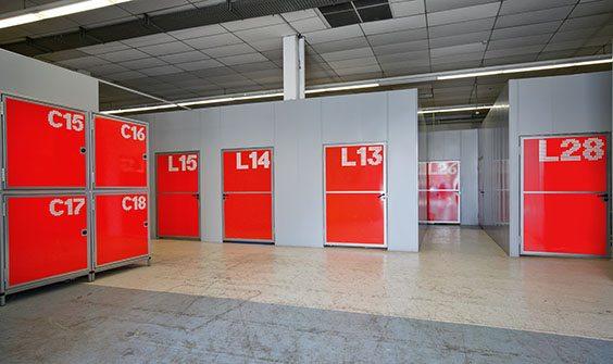 Lagerboxen Im Business Park Bonn Mieten