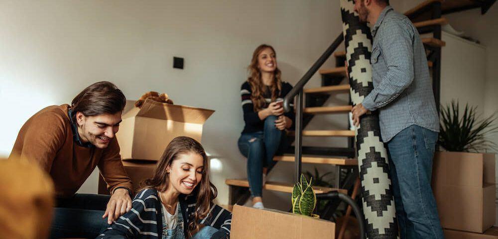 Wohnungssuche in Studentenstädten