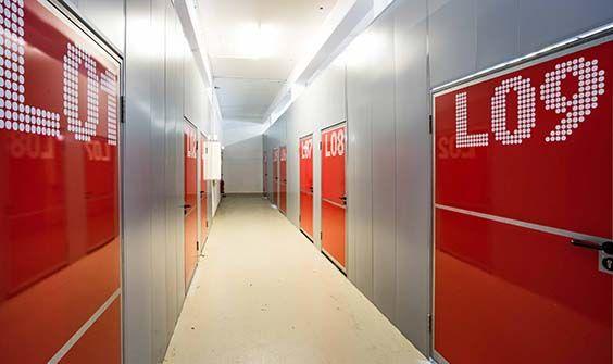 Self Storage Lagerboxen In Düsseldorf Mieten