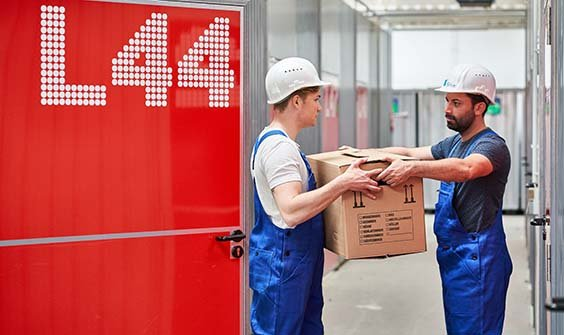 Self Storage Lagerraeume In Muenchen Obersendling Mieten