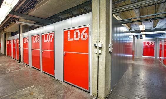 Smartspace Lagerboxen In Heidenheim Mieten