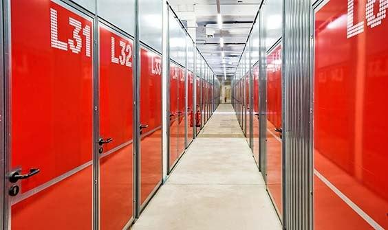 Zugang Zu Lagerboxen In Mannheim Mieten