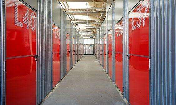Zugang Zu Self Storage In Berlin Gartenfeld Mieten